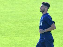 Cristian Piccini ya está recuperado. EFE