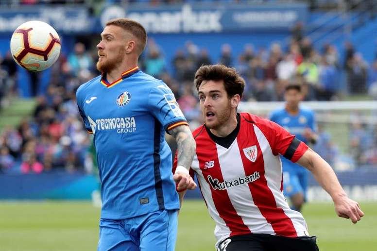 Ibai Gómez, en la agenda del Espanyol. EFE/Archivo