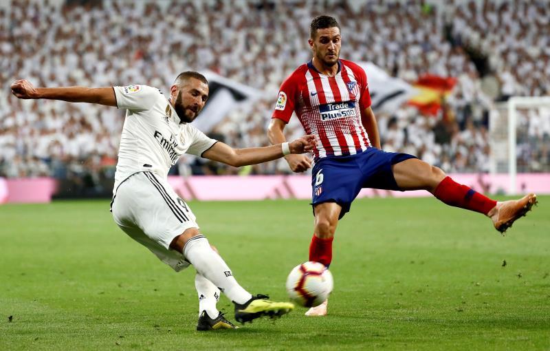 Derbi en Nueva Jersey para cerrar la gira — Real Madrid-Atlético