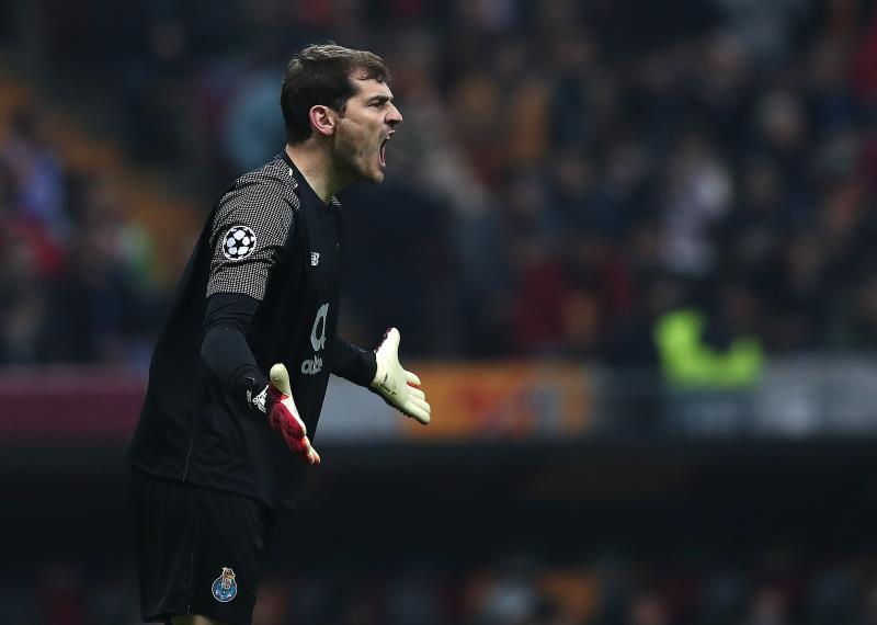 Iker Casillas anunció su retiro del fútbol profesional - Somos Deporte