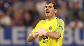 Casillas pasaría a la directiva del Oporto. EFE/Archivo