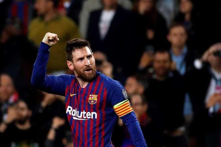 El Barça quiere arropar a Messi con talento y juventud. EFE