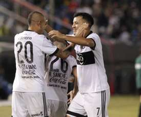 Olimpia se atascó ante Deportivo Capiatá. EFE