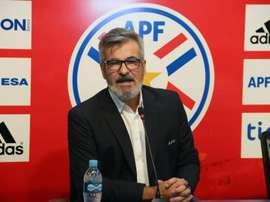 Los árbitros señalados en Paraguay pidieron disculpas. EFE