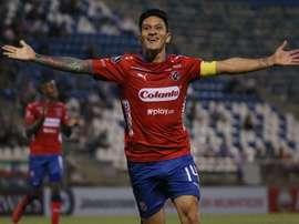 Cano quiere jugar con Colombia. EFE