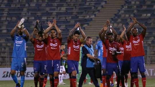 Independiente Medellín, clasificado para la Libertadores 2020. EFE