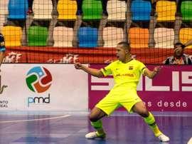 El Barcelona Lassa se llebó otra alegría. EFE