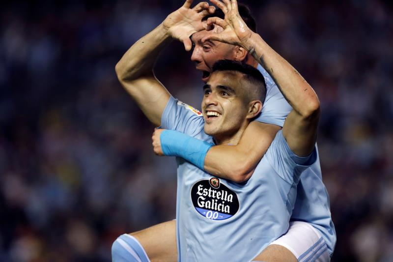 Celta rechazó la primera oferta de Barcelona por Maxi Gómez