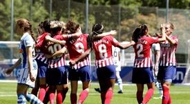El Atlético jugará un amistoso contra el Athletic pensando en la Champions. EFE