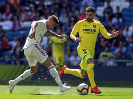 Cronaca di Real-Villarreal. EFE