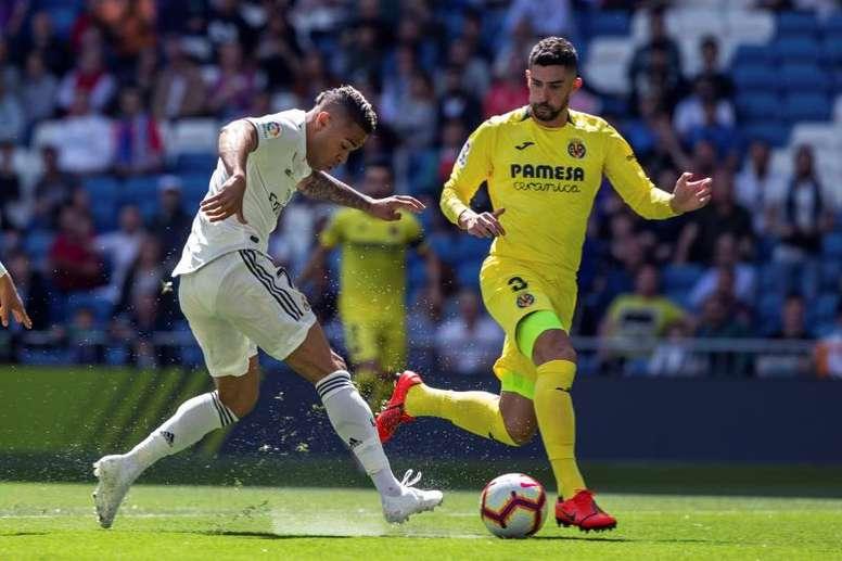Mariano, objetivo del Valencia si queda cuarto. EFE
