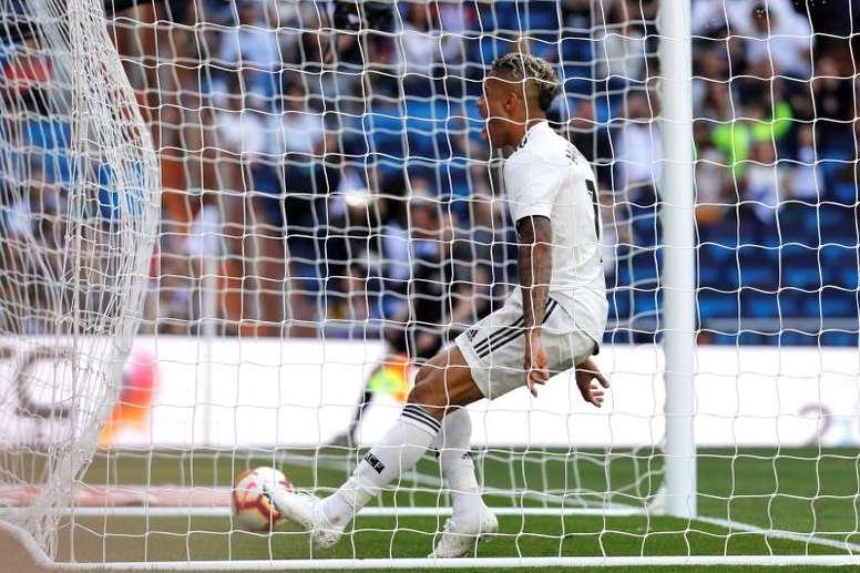 Mariano, un problema para Zidane. EFE