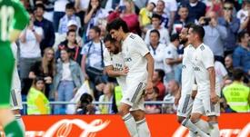 El español quiere quedarse en el Real Madrid. EFE