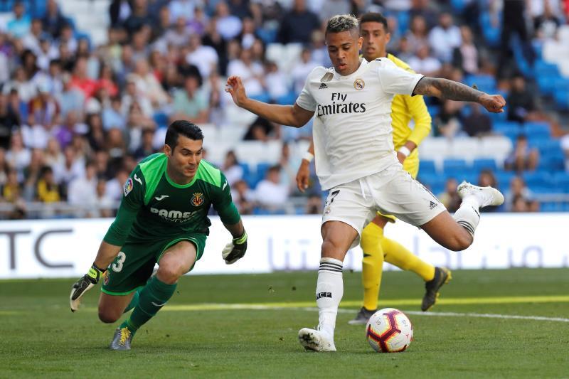 Por que Zidane não conta com Jovic e nem com Mariano?