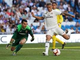 Mariano insiste no Real Madrid apesar do interesse do Mônaco. EFE