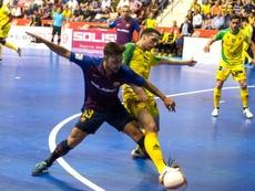 El Barça Lassa revalidó el título un año después. EFE