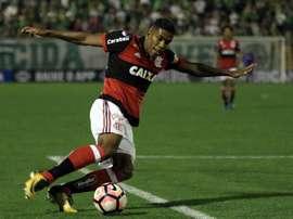Berrío priva del liderato a Sao Paulo y Santos no pasa del empate. EFE/Archivo