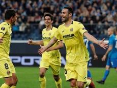 Iborra tiene máxima confianza en el Villarreal. EFE/Archivo