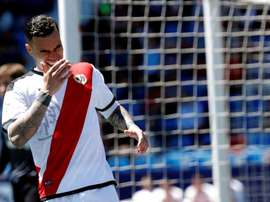 Raul de Tomas will play in Portugal next season. EFE