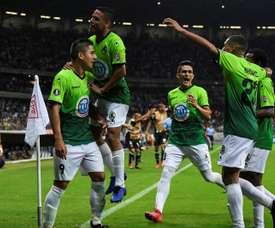 Un partido de Libertadores con aroma a Sudamericana. EFE/Archivo