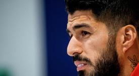 Suárez vê o Liverpool campeão da Premier. EFE