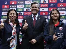 El país y la federación, volcados con la Selección Femenina. EFE
