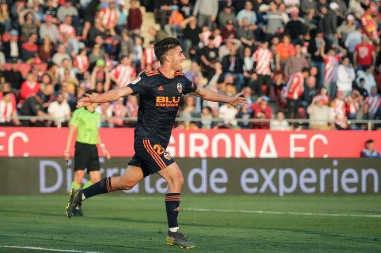 Ferran ve al Valencia como uno de los grandes de Europa. EFE