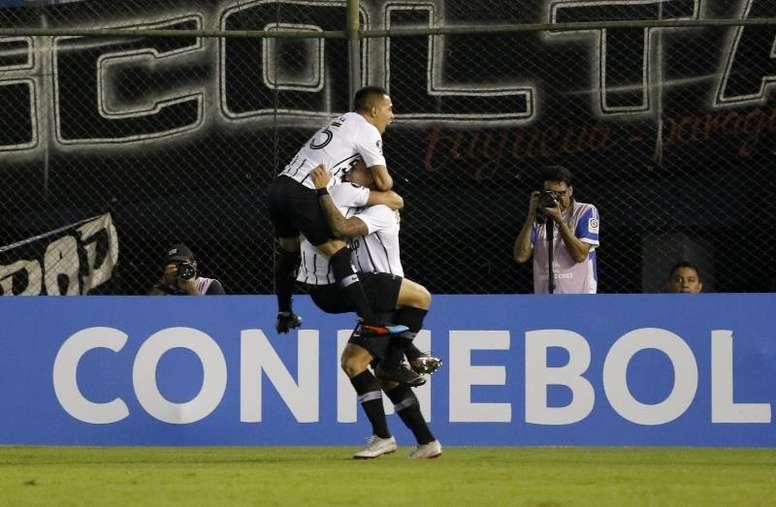 Rosario Central-Libertad: eliminado contra clasificado. EFE
