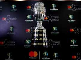 Toutes les listes des sélections de la Copa América 2019. EFE