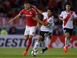 Nico López afirmó que no podía rechazar a Tigres. EFE