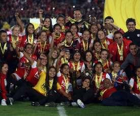 La Liga Femenina Profesional de Colombia ya tiene fecha de inicio. EFE