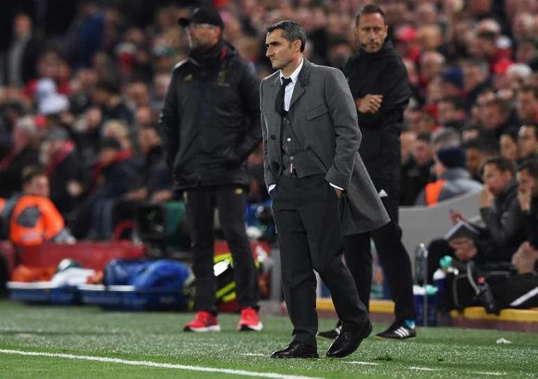 Valverde decidirá a partir del 25 de mayo. EFE