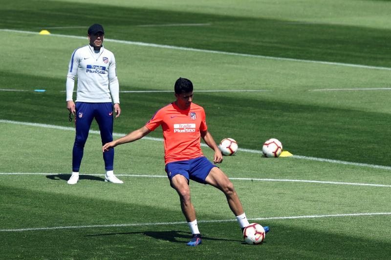 Rodri informa que se va del Atlético de Madrid