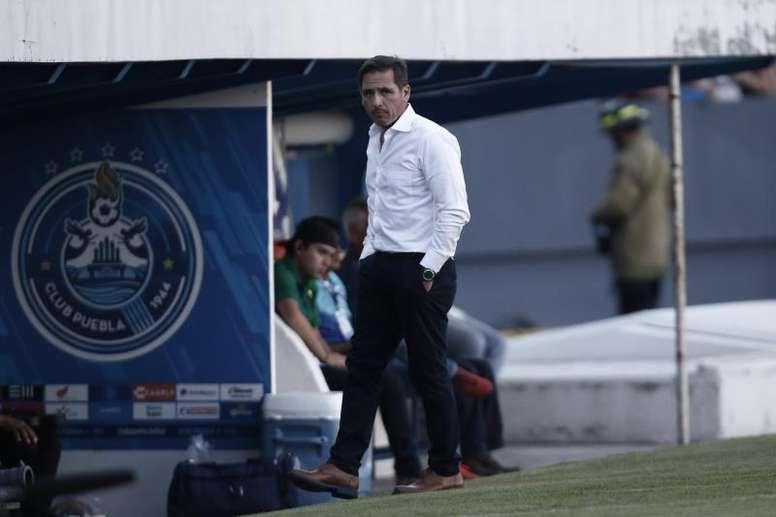 Alfonso Sosa dice que México es injusto con los técnicos locales. EFE
