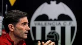 Marcelino will be looking to bring in Denis Suarez. EFE