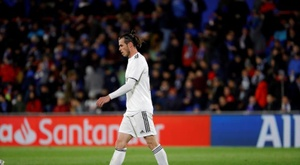 Bale's agent asked Madrid not to play him... looking at China
