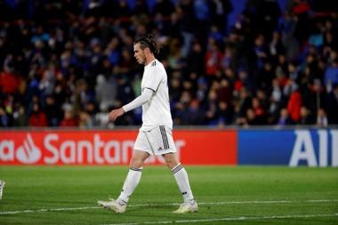 Bale não facilitará a sua saída do Real Madrid. EFE