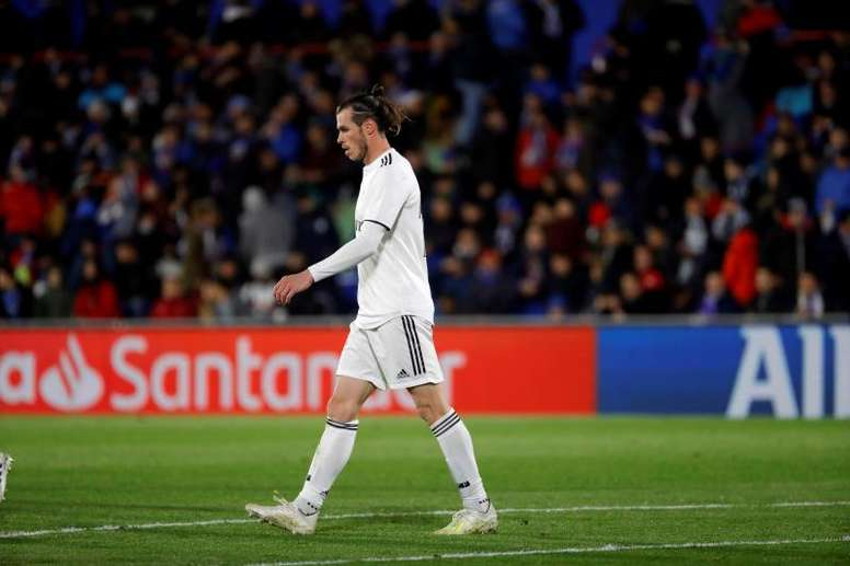 Gareth Bale had a tough time at Real Madrid. EFE/Archivo