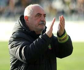 Vítor Oliveira: o rei das subidas. EFE