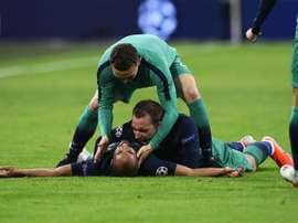 Tottenham casse la tirelire pour Eriksen. AFP
