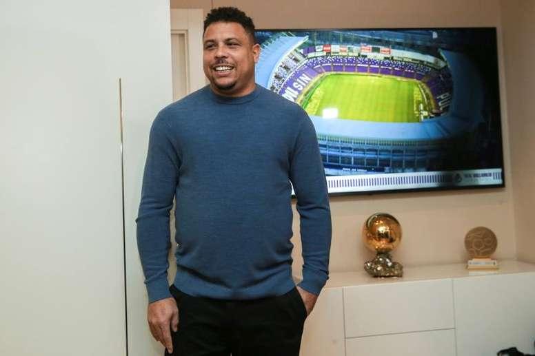 Ronaldo cherche une autre équipe. EFE
