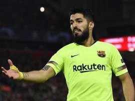 ce sont les buts que le Barça recherche. EFE