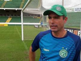 Sergio Baresi fue su primer entrenador en Sao Paulo. EFE