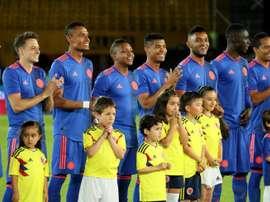 Las entradas del Colombia-Panamá, más caras que la Copa América. EFE