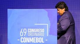 CONMEBOL retira las dos sedes de Perú en torneos internacionales. EFE/Archivo