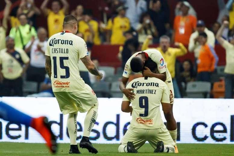 Se pospone el América-León. EFE