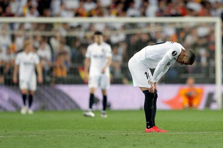 Rodrigo tendrá que buscar un nuevo equipo en verano. EFE