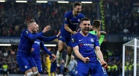 Kovacic vit enfin un grand moment dans sa carrière à Chelsea. EFE