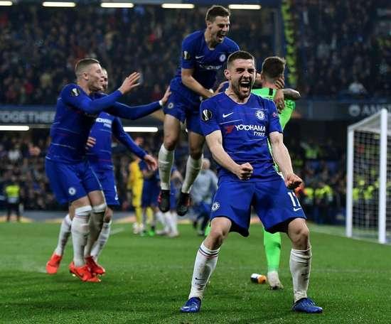 Alerte à Chelsea pour Kovacic. EFE