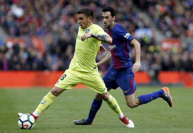 Les compos probables du match de Liga entre le Barça et Getafe. EFE/Archivo